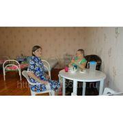 Гостевой дом для престарелых и пожилых людей. фото