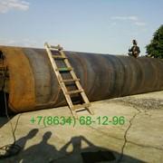 Резервуары для воды(гсм) от 50 до 1000м3 фото