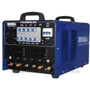 Инвертор для аргоно-дуговой сварки BRIMA TIG-250P AC/DC (380 В) фото