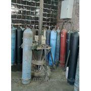 Газовая смесь К-18 (18% СО2 + Ar) ТУ 2114-004-00204760-99 в 40 л. баллоне (6,1 м3) фото