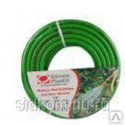 """Шланг ПВХ зеленый садовый D3/4""""(19 мм) мини упаковка 25 м фото"""