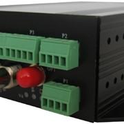 Волоконно-оптические преобразователи сигналов N-NET 6 каналов фото