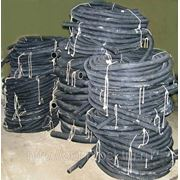 Рукава (шланги) резиновые напорные (ВГ)-вода горячая ГОСТ 18698-79 фото