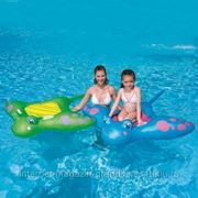Надувная игрушка скат Manta Ray Ride-on фото