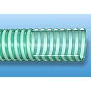 Шланг ПВХ 800N, армированный спиралью ПВХ, напорно-всасывающий, тяжелый, для ландшафтного дизайна фото
