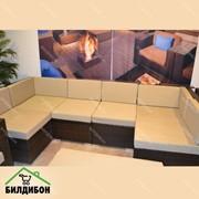 Комплект плетеной мебели Garda-1211 фото