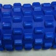 Рол Ребристый Короткий Синий фото