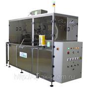 Автомат розлива и упаковки жидких продуктов в картонную упаковку типа PURE PAK «АЛЬТЕР- 04А» фото