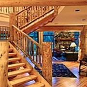 Дизайн деревянного дома фото