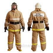 Боевая одежда пожарного БОП-2 Брезент Б фото