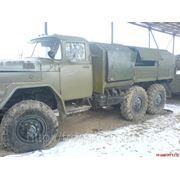 КОМПРЕССОРНАЯ СТАНЦИЯ УКС-400 на шасси ЗИЛ-131 с конверсии. фото