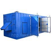 Компрессорные станции модульного (контейнерного) типа фото