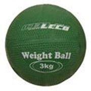 Т2211 Мяч для атлетических упражнений резиновый 3 кг фото