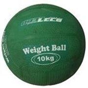 Т2237 Мяч для атлетических упражнений резиновый 10 кг фото
