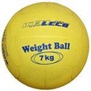 Т2223 Мяч для атлетических упражнений резиновый 7 кг фото