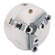 Патрон токарный ручной 3-х кулачковый самоцентрирующийся ПР-250.65.J6 Ф250мм фото