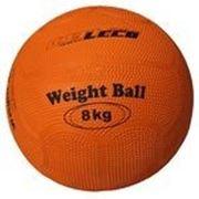 Т2230 Мяч для атлетических упражнений резиновый 8 кг фото