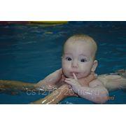 Грудничковое плавание с 3х недельного возраста фото