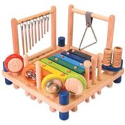 Игровой столик Музыкальные инструменты I'm toy фото
