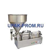 Настольный поршневой дозатор для пастообразных продуктов PPF-250T фото