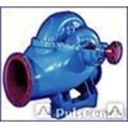 Насос Д 320-50а эл.двиг 55кВт фото