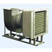 Установки воздухонагревательные электрические УВНЭ, УВЭ фото
