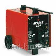 Сварочный аппарат Telwin ARTIKA 220 электродный (ручной) фото