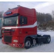 DAF XF95 Superspace кабина фото