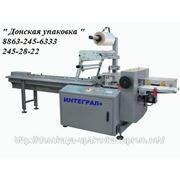 Упаковочный автомат флоу-пак, МИГ-06, Горизонтальная упаковочная машина фото