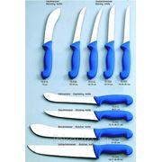 Нож, синий NYLON фото