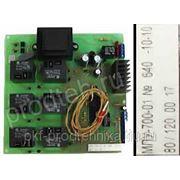 Блок управления: Посудомоечная машина МПУ-700-01 фото