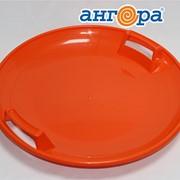 Ледянка Тобоган оранжевая *3 (Ангора) фото