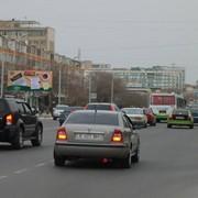 Аренда билбордов Актау Центральная дорога, 7 мкр. фото