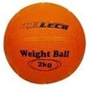 Т2208 Мяч для атлетических упражнений резиновый 2 кг фото