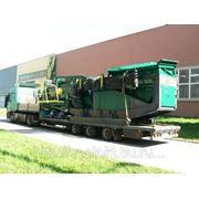 Контейнерная сортировочная установка RESTA TK6-2 1000x3000/2 фото