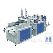 Скоростная автоматическая машина для производства полиэтиленовых пакетов, модель DYHQ-400*2 фото