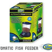 Автоматическая кормушка для рыб фото