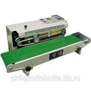 Конвейерный запайщик пакетов DBF-900W (SF-150) фото
