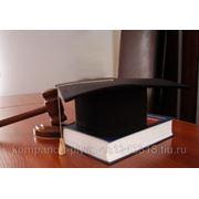 Курсовые по юридическим дисциплинам фото