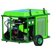 Передвижной дизельный компрессор ATMOS PB 80