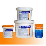 Лонгафор-200 таблетки для непрерывной дезинфекции воды, 1кг фото
