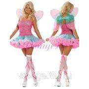 Карнавальный костюм - Розовая фея фото