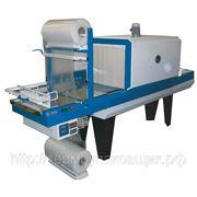 Альфапак-550РТ термоусадочный упаковочный полуавтомат фото