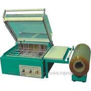 Термоусадочная машина, Устройство упаковки, Упаковка в термоусадочную пленку, Упаковка штучной фото