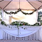 Цветочное оформление свадеб Севастополь Крым фото