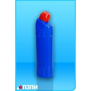Пластиковый флакон под средства для унитазов Ф2 фото