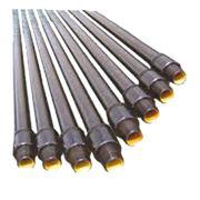 Штанги для малогабаритной буровой установки НКТ L1800 стенка 5мм с цилиндрической резьбой фото