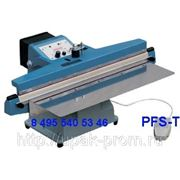 PFS-T Настольный аппарат для запечатывания пакетов фото