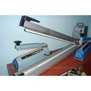 Запайщик пленок и пакетов FS 600 H (600 мм.) фото