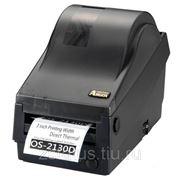 Принтер этикеток Argox OS-2130 D RS+USB фото